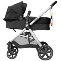 Rent to own 2-in-1 Bassinet Stroller Sideview