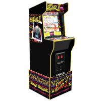 Rent to own Arcade1Up Street Fighter Capcom Machine