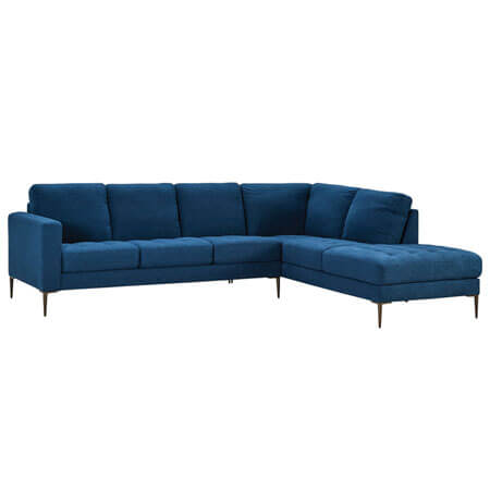 Rent to own Brewar Sofa with Chaise