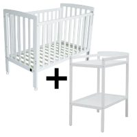 Childcare Cambridge Cot and change table package