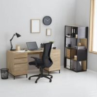 rent to own medium back chair