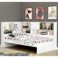 Rent to own Shelly single storage bed