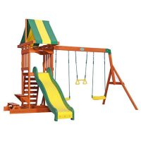 Rent to own a cubby house play center