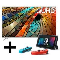 rent to own TV & Nintendo Switch Bundle