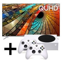 rent to own Tv & Xbox Bundle