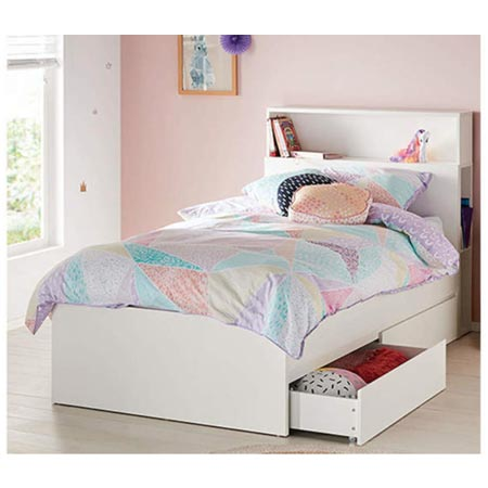 Rent to buy Chanelle Single Bed with Storage