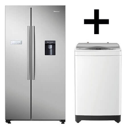 rent to own fridge and washer bundle