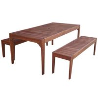 rent to own outdoor dining set