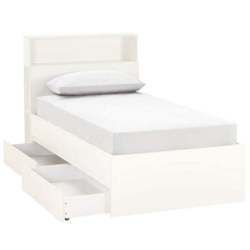 rent to own single bed with storage