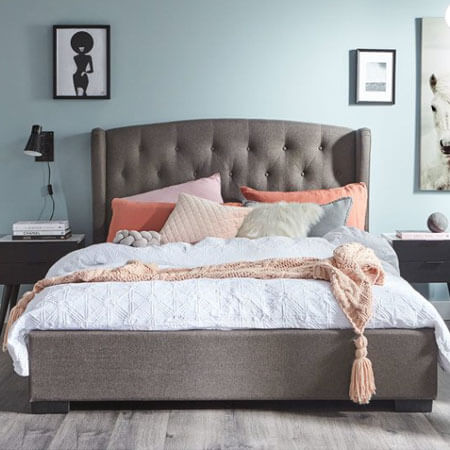 Rent to own Ava Queen Bed
